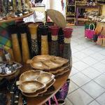 souvenirs shop