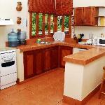 Apartamentos los Volcanes - Kitchen