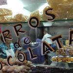 Churros shop