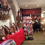 Jamón shop