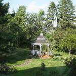 Beautiful gazebo