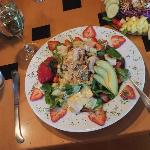 Awesome salads, generous portions
