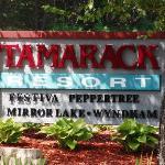 Tamarack Signage