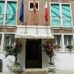 Front of the Carlton Capri Hotel