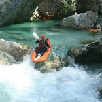 SocaRider - Kayaking on the Soca