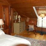 second floor bed room
