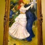 Renoir, at the Museum of Fine Arts in Boston