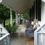 Toads Hall front porch