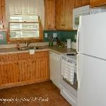 Kitchen - Cabin #3