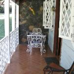 Linda Vista porch
