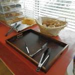 Café da manhã - Cadê os croissants?