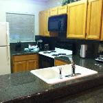 Unit A Kitchen