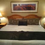 Unit A Master Bed