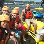 Rafting Montreal