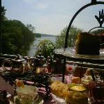 Tea on the Sheepscot River
