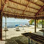 A Tiki Hut.