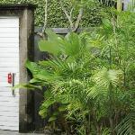 view next to the door