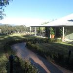 Botanica restaurant, Pokolbin