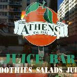 Athens Juice bar