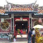 チェンフンテン寺院