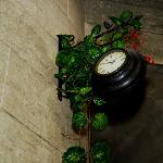 Reloj de pasillo