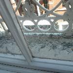 Not so clean window