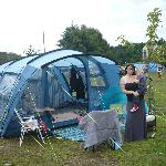 camping in hidden valley :)