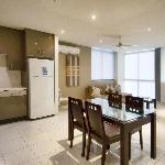 1 + 1 Bedroom living area