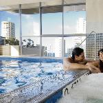 Fabulous Pool & Spa located on the 13th floor