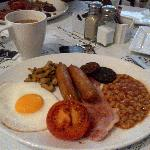 Hearty Irish Breakfast!