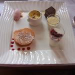 L'assiette du pâtissier - 2ème service-