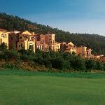 Resort Homes around the Golf Course