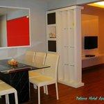 3 Bedroom Deluxe Type Apartment