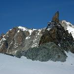 Bertolhütte oberhalb Arolla.