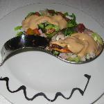 Shrimps coctail