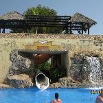 """""""La Reserva"""" parque acuaático del resort"""