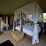 Shumba Camp Bedroom