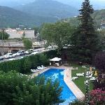 Piscina Hotel pessets