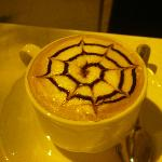 Cappuchino with a difference