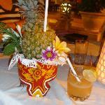 Sanur Bay Bar & Restaurant Pina Colada