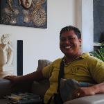 Ketut manager/boss/friend