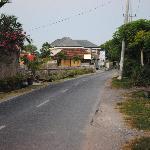 road to echo beach