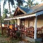 Vår härliga bungalow
