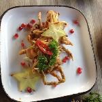 soft schell crab?:)