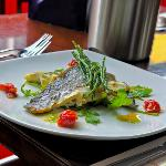 Dining at George Bar & Kitchen, George Boutique Hotel Limerick City