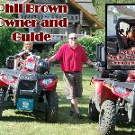 Phil Brown owner and guide