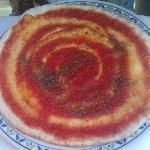Un'ottima pizza
