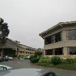 Aussenansicht Hilton Garden Inn