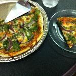 Gluten Free Herb Pizza