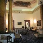 sala principal del hote